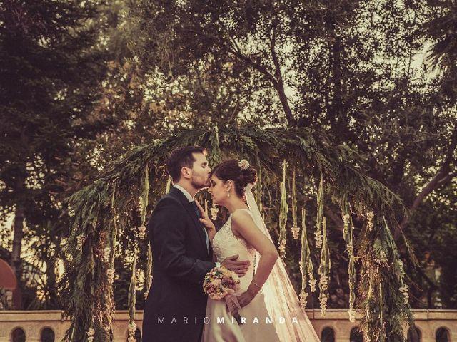 La boda de Carlos  y Carmen  en Tobarra, Albacete 1