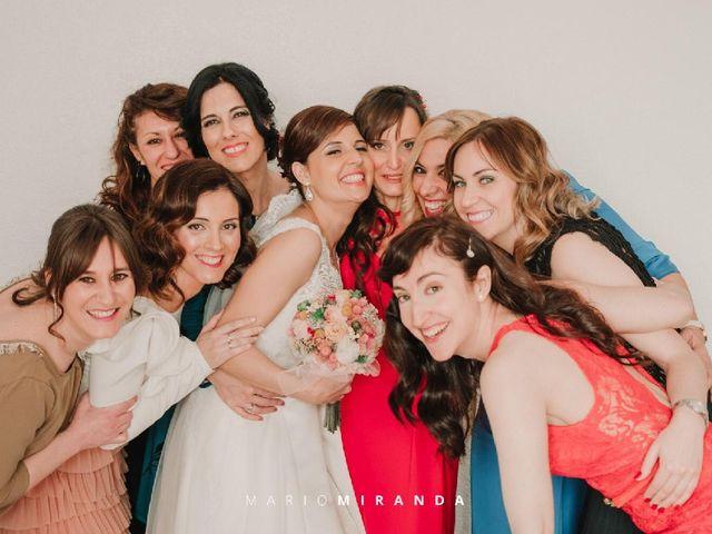 La boda de Carlos  y Carmen  en Tobarra, Albacete 9