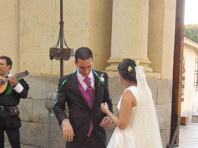 La boda de Nerea y David en Segovia, Segovia 3