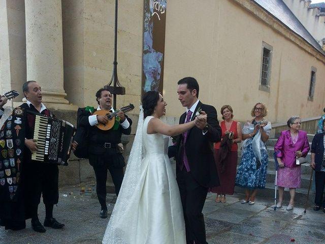 La boda de Nerea y David en Segovia, Segovia 7