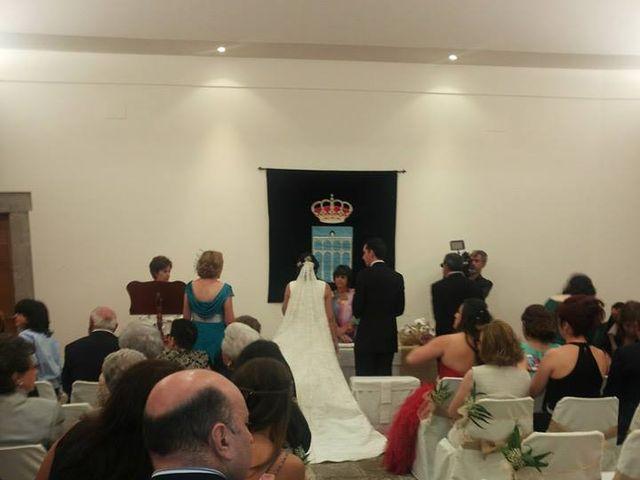 La boda de Nerea y David en Segovia, Segovia 9