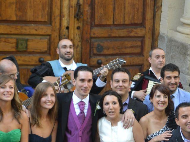 La boda de Nerea y David en Segovia, Segovia 15