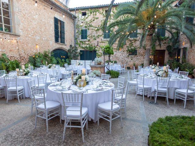 La boda de Christian y Tatiana en Bunyola, Islas Baleares 13