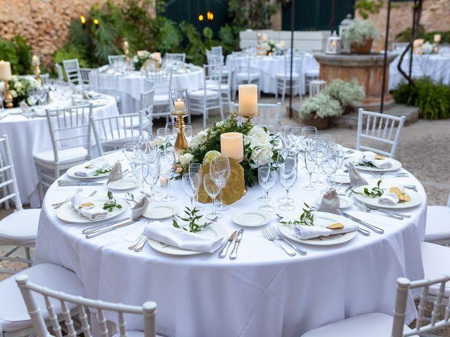 La boda de Christian y Tatiana en Bunyola, Islas Baleares 15