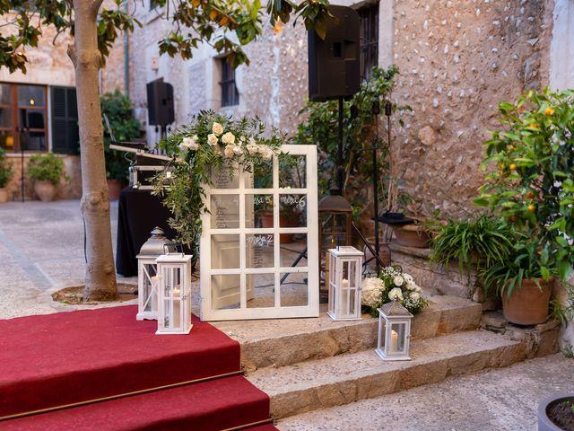 La boda de Christian y Tatiana en Bunyola, Islas Baleares 16