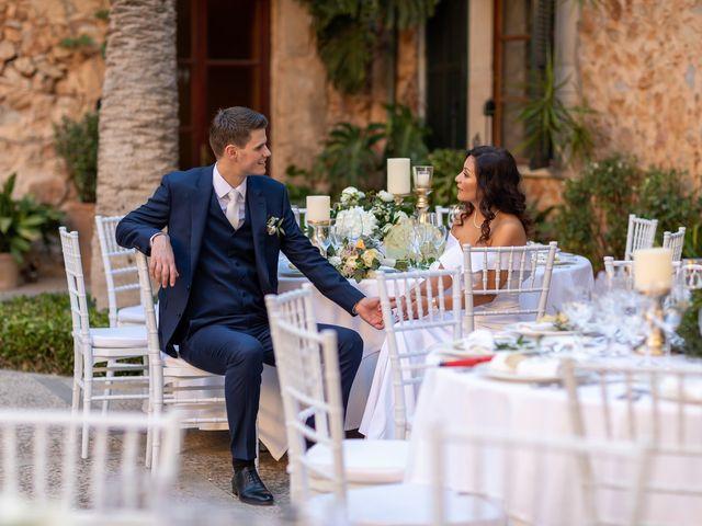 La boda de Christian y Tatiana en Bunyola, Islas Baleares 17