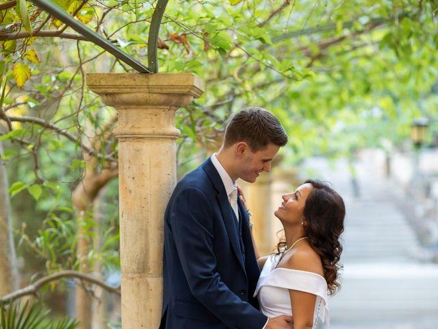 La boda de Christian y Tatiana en Bunyola, Islas Baleares 18