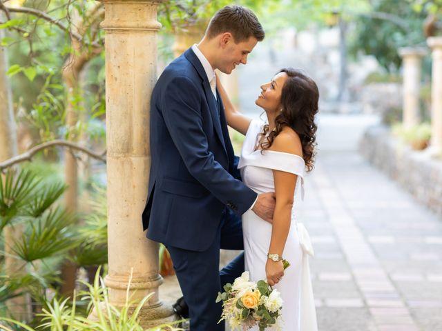 La boda de Christian y Tatiana en Bunyola, Islas Baleares 19