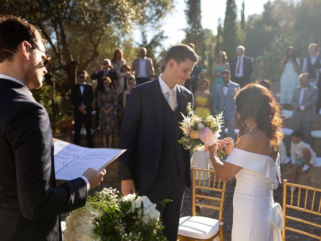 La boda de Christian y Tatiana en Bunyola, Islas Baleares 22