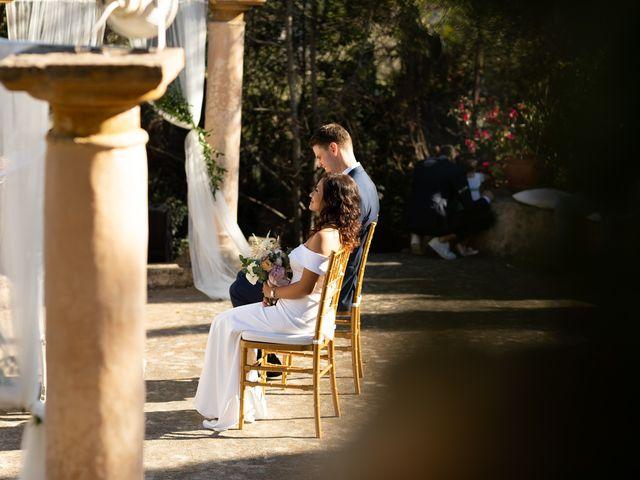La boda de Christian y Tatiana en Bunyola, Islas Baleares 24