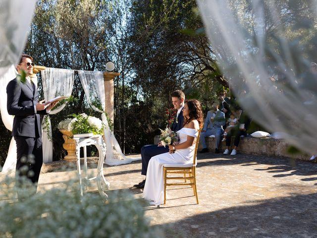 La boda de Christian y Tatiana en Bunyola, Islas Baleares 25