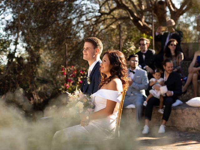La boda de Christian y Tatiana en Bunyola, Islas Baleares 26