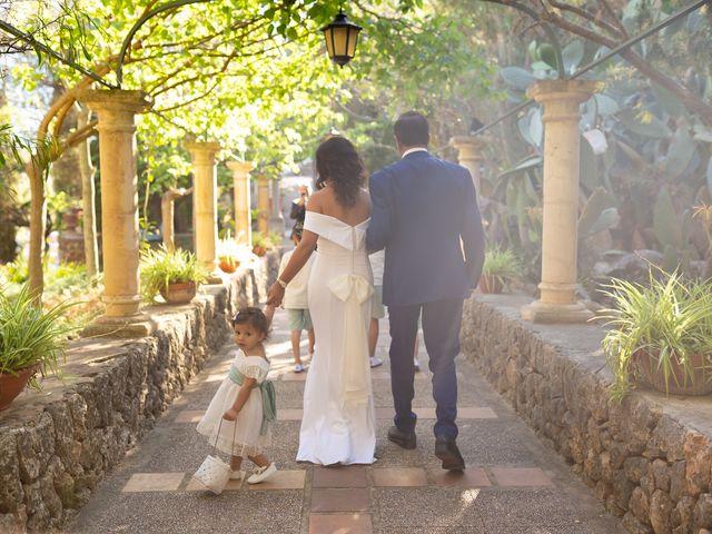 La boda de Christian y Tatiana en Bunyola, Islas Baleares 27