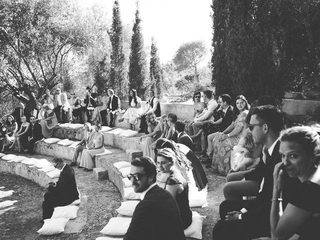 La boda de Christian y Tatiana en Bunyola, Islas Baleares 28