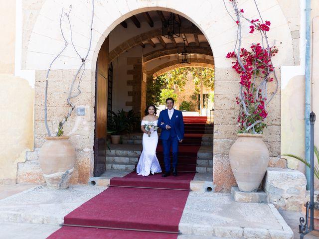 La boda de Christian y Tatiana en Bunyola, Islas Baleares 29