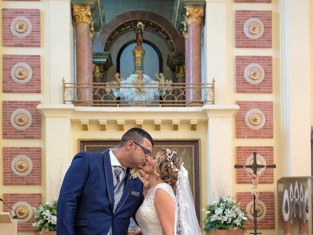 La boda de Javier y Paqui en Novelda, Alicante 1