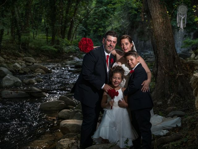 La boda de Vanessa y Francesc