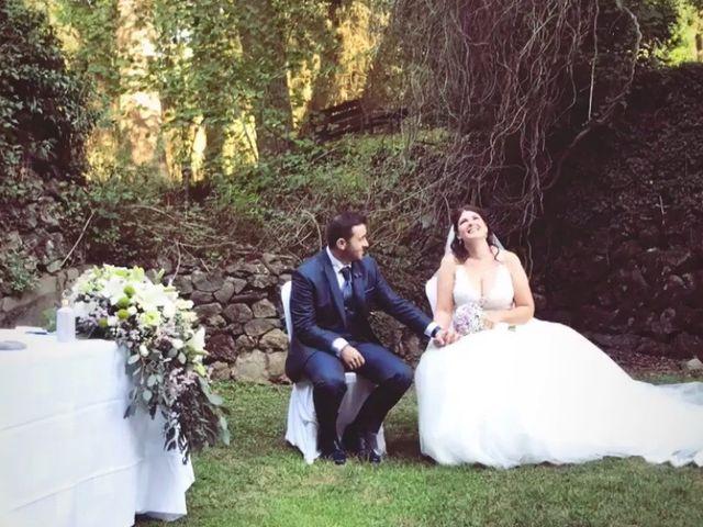 La boda de Joan  y Raquel  en Olot, Girona 2