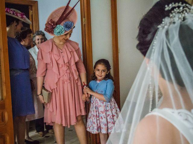 La boda de Jose Manuel y María Dolores en Encinasola, Huelva 30
