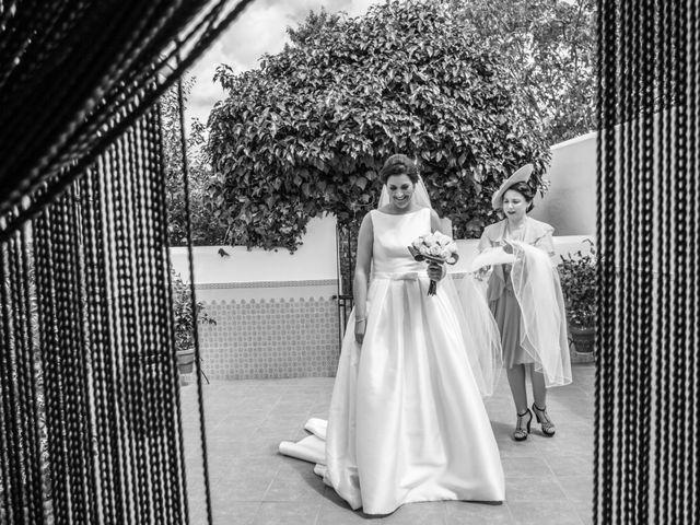 La boda de Jose Manuel y María Dolores en Encinasola, Huelva 31
