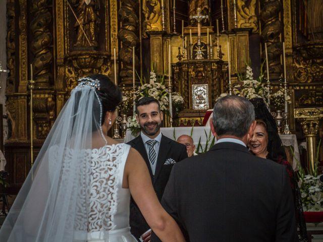 La boda de Jose Manuel y María Dolores en Encinasola, Huelva 33