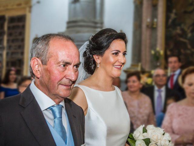 La boda de Jose Manuel y María Dolores en Encinasola, Huelva 34