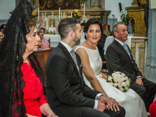 La boda de Jose Manuel y María Dolores en Encinasola, Huelva 37