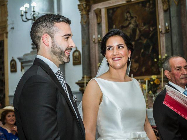La boda de Jose Manuel y María Dolores en Encinasola, Huelva 38
