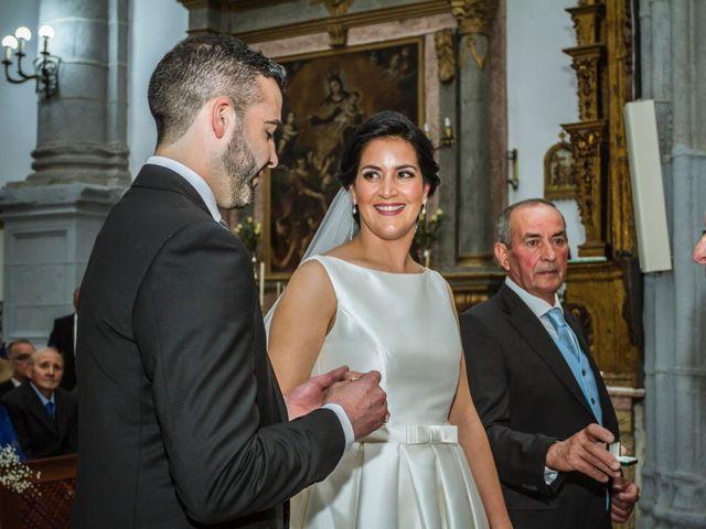 La boda de Jose Manuel y María Dolores en Encinasola, Huelva 40