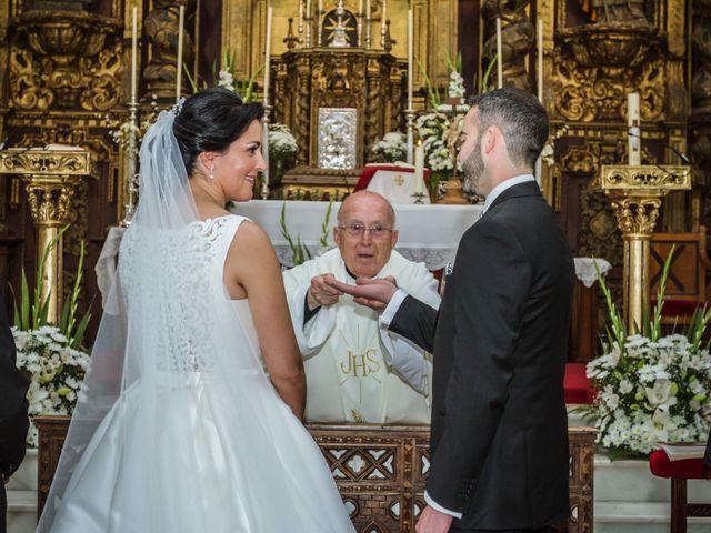 La boda de Jose Manuel y María Dolores en Encinasola, Huelva 44