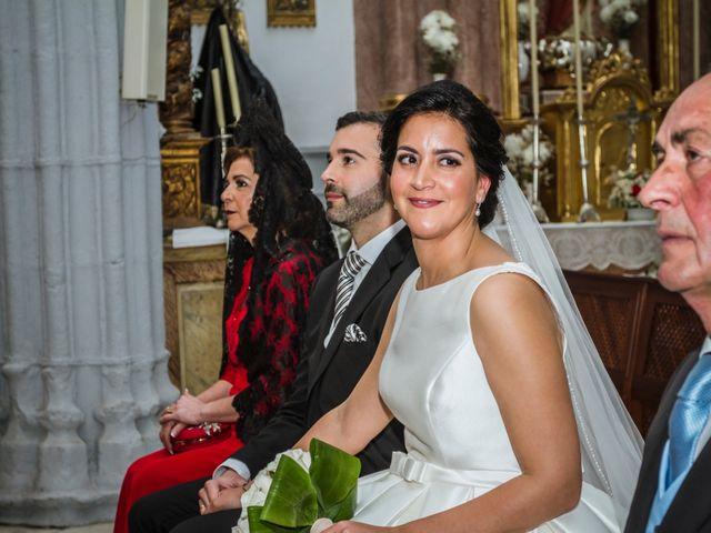 La boda de Jose Manuel y María Dolores en Encinasola, Huelva 48
