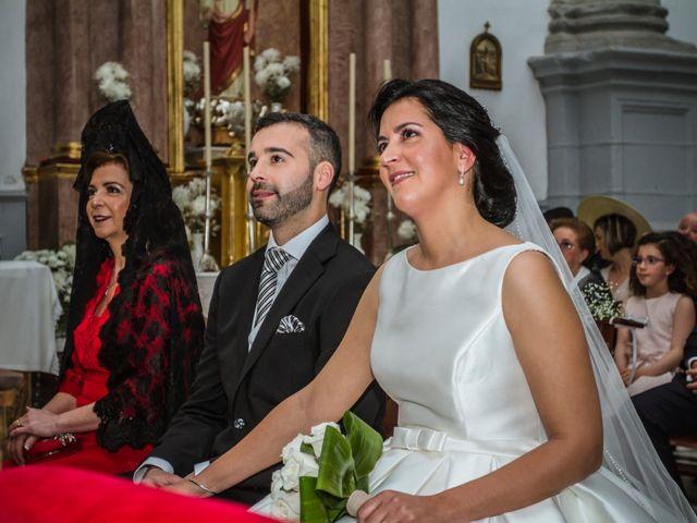 La boda de Jose Manuel y María Dolores en Encinasola, Huelva 49