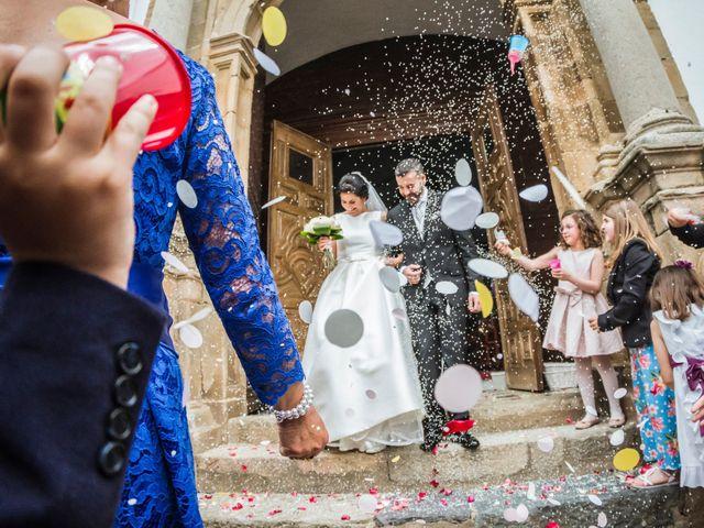 La boda de Jose Manuel y María Dolores en Encinasola, Huelva 51