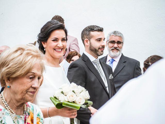 La boda de Jose Manuel y María Dolores en Encinasola, Huelva 58