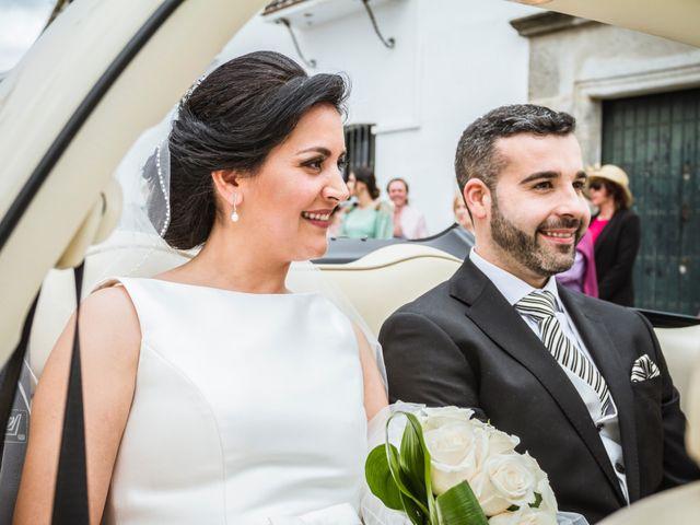 La boda de Jose Manuel y María Dolores en Encinasola, Huelva 59