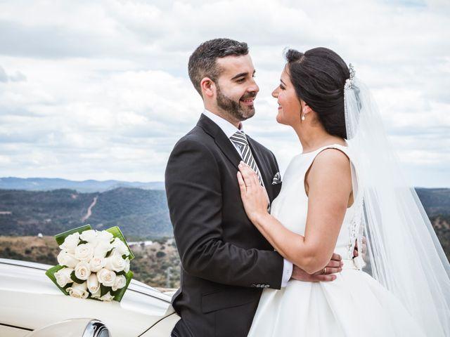 La boda de Jose Manuel y María Dolores en Encinasola, Huelva 60