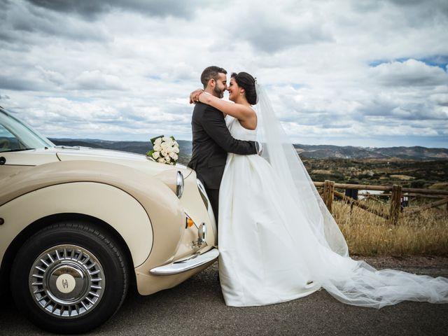 La boda de Jose Manuel y María Dolores en Encinasola, Huelva 61