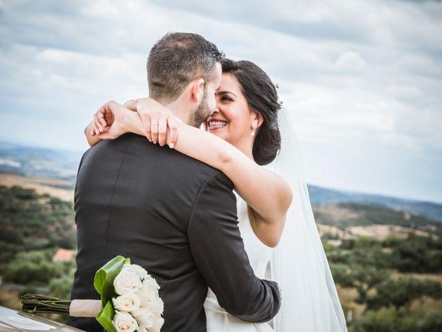 La boda de Jose Manuel y María Dolores en Encinasola, Huelva 62
