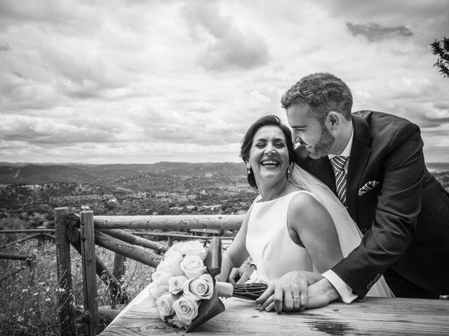 La boda de Jose Manuel y María Dolores en Encinasola, Huelva 68