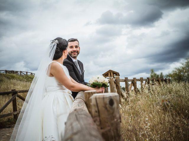 La boda de Jose Manuel y María Dolores en Encinasola, Huelva 70