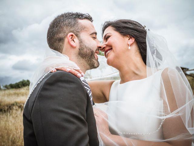 La boda de Jose Manuel y María Dolores en Encinasola, Huelva 72