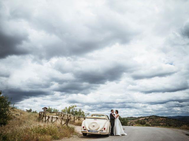 La boda de Jose Manuel y María Dolores en Encinasola, Huelva 74