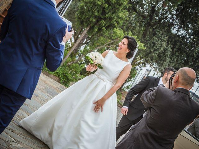 La boda de Jose Manuel y María Dolores en Encinasola, Huelva 75