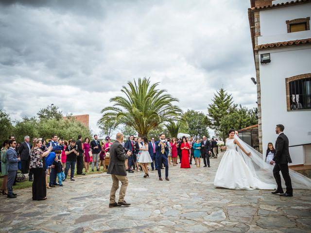 La boda de Jose Manuel y María Dolores en Encinasola, Huelva 76