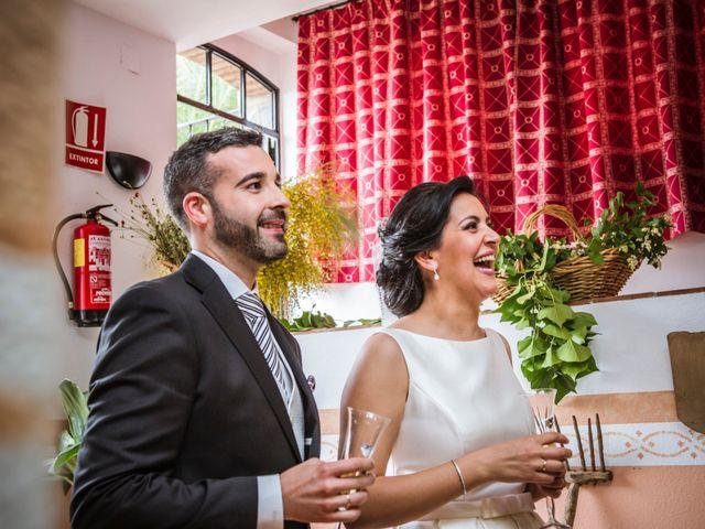 La boda de Jose Manuel y María Dolores en Encinasola, Huelva 80