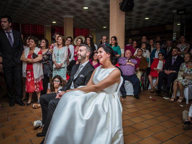 La boda de Jose Manuel y María Dolores en Encinasola, Huelva 83