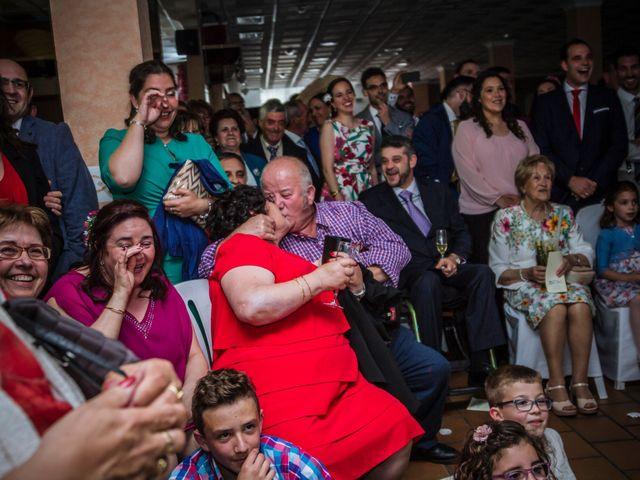 La boda de Jose Manuel y María Dolores en Encinasola, Huelva 85