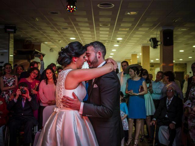 La boda de Jose Manuel y María Dolores en Encinasola, Huelva 89