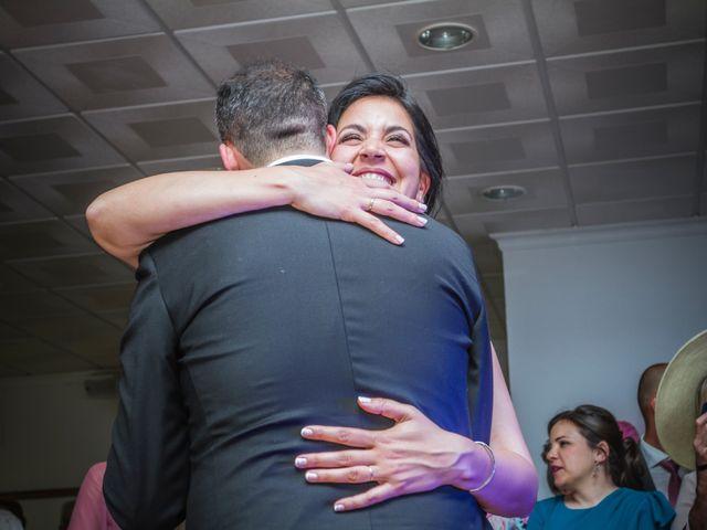 La boda de Jose Manuel y María Dolores en Encinasola, Huelva 91