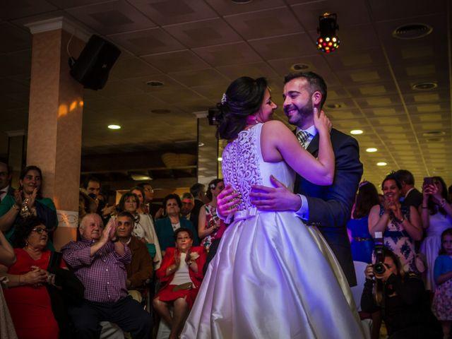 La boda de Jose Manuel y María Dolores en Encinasola, Huelva 95